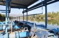 Disminuirá el suministro de agua en Tuxtla Gutiérrez por intensa Turbiedad del río Grijalva