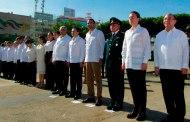 Chiapanecos celebraron en unidad festejos patrios