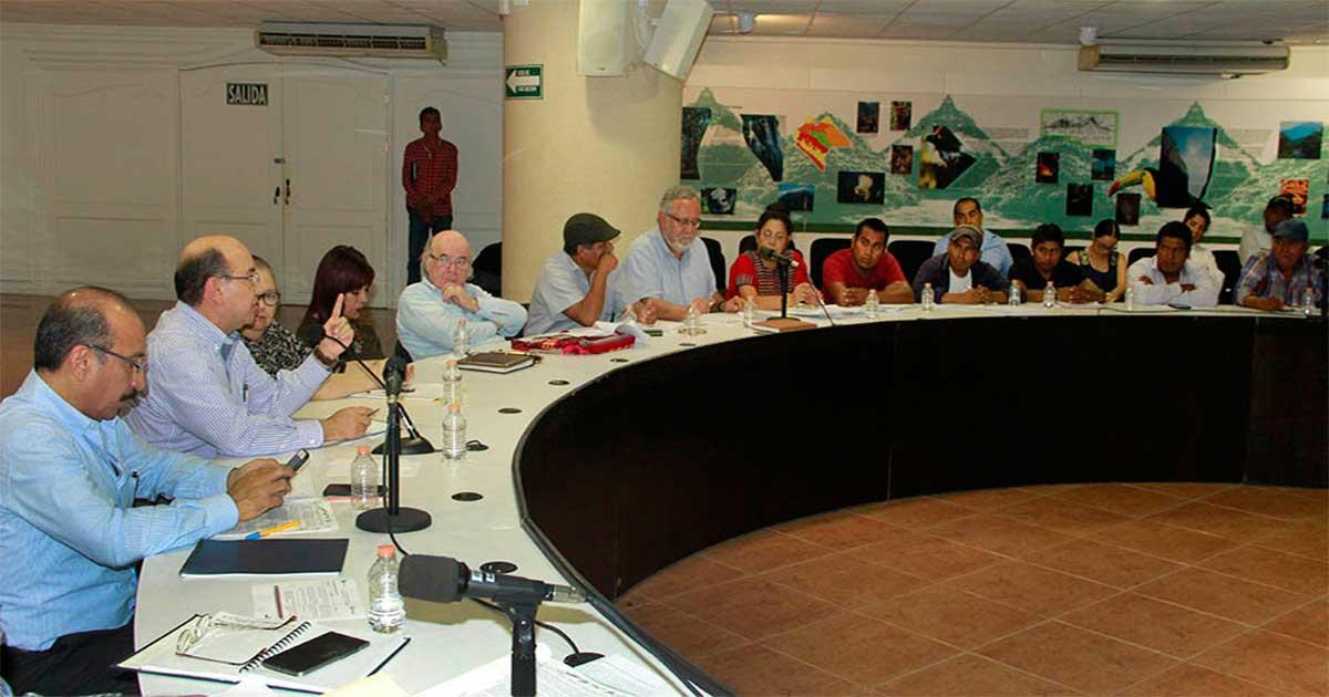 Mesa de diálogo con OCEZ-Región Carranza sigue avanzando