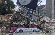 Suman ya 217 muertos por sismo
