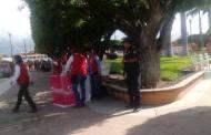 Inicia Operativo SSyPC y Policía Federal, para entrega de recursos para damnificados por sismo