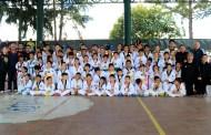 Escuelas de IOITKD festejaron tope en San Cristóbal