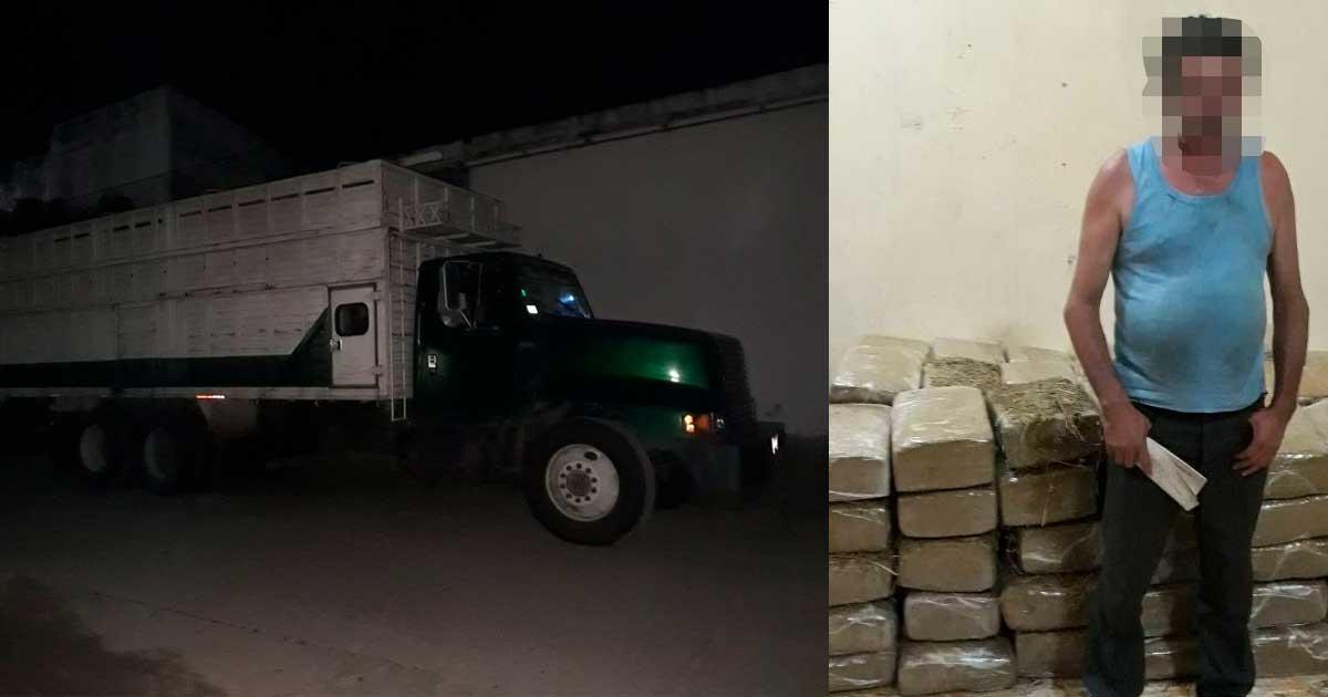 SSyPC intercepta cargamento de droga en la zona Istmo-Costa