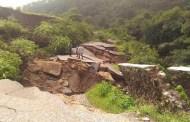Autoridades de PC piden extremar precauciones por lluvias y derrumbes
