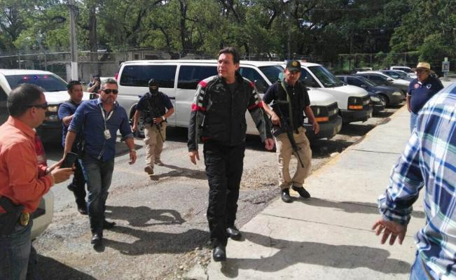 Detienen a Eugenio Hernández, ex gobernador de Tamaulipas