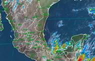 Se pronostican tormentas intensas para Veracruz y Tabasco, y muy fuertes para Oaxaca, Chiapas y Campeche