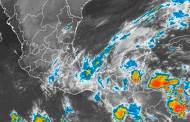 En regiones de Veracruz, Tabasco y Chiapas hoy se prevén tormentas torrenciales