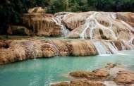 Conagua al tanto de la situación que guardan las Cascadas de Agua Azul