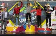 ¡Jorge Hernández es oro!