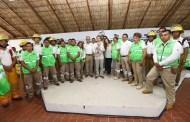 Manuel Velasco destaca labor de Protección Civil en apoyo a damnificados