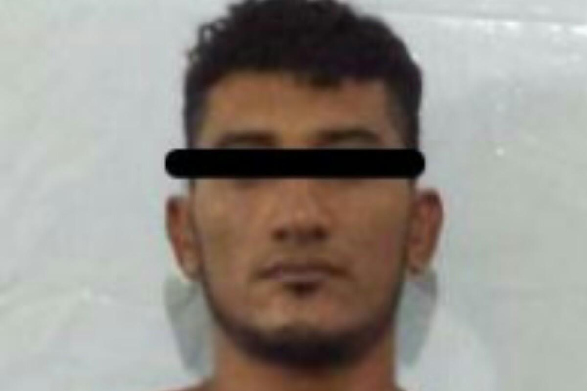 Detenido probable responsable de homicidio en Berriozábal: FGE