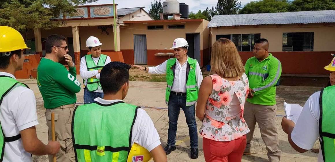 Se pone a disposición de la ciudadanía, dictámenes de escuelas en el atlas de riesgos de Chiapas