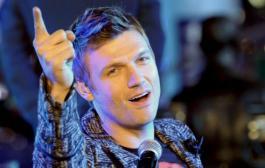 Acusan de violación a Nick Carter, integrante de los Backstreet Boys