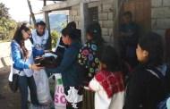 Con permanentes acciones de asistencia social apoya DIF Chiapas a Chalchihuitán