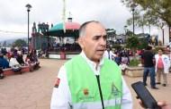 Brigadas de PC permanecen apoyando a la población de Chalchihuitán