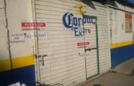Realizan FGE operativo de seguridad a bares y cantinas en Chiapa de Corzo