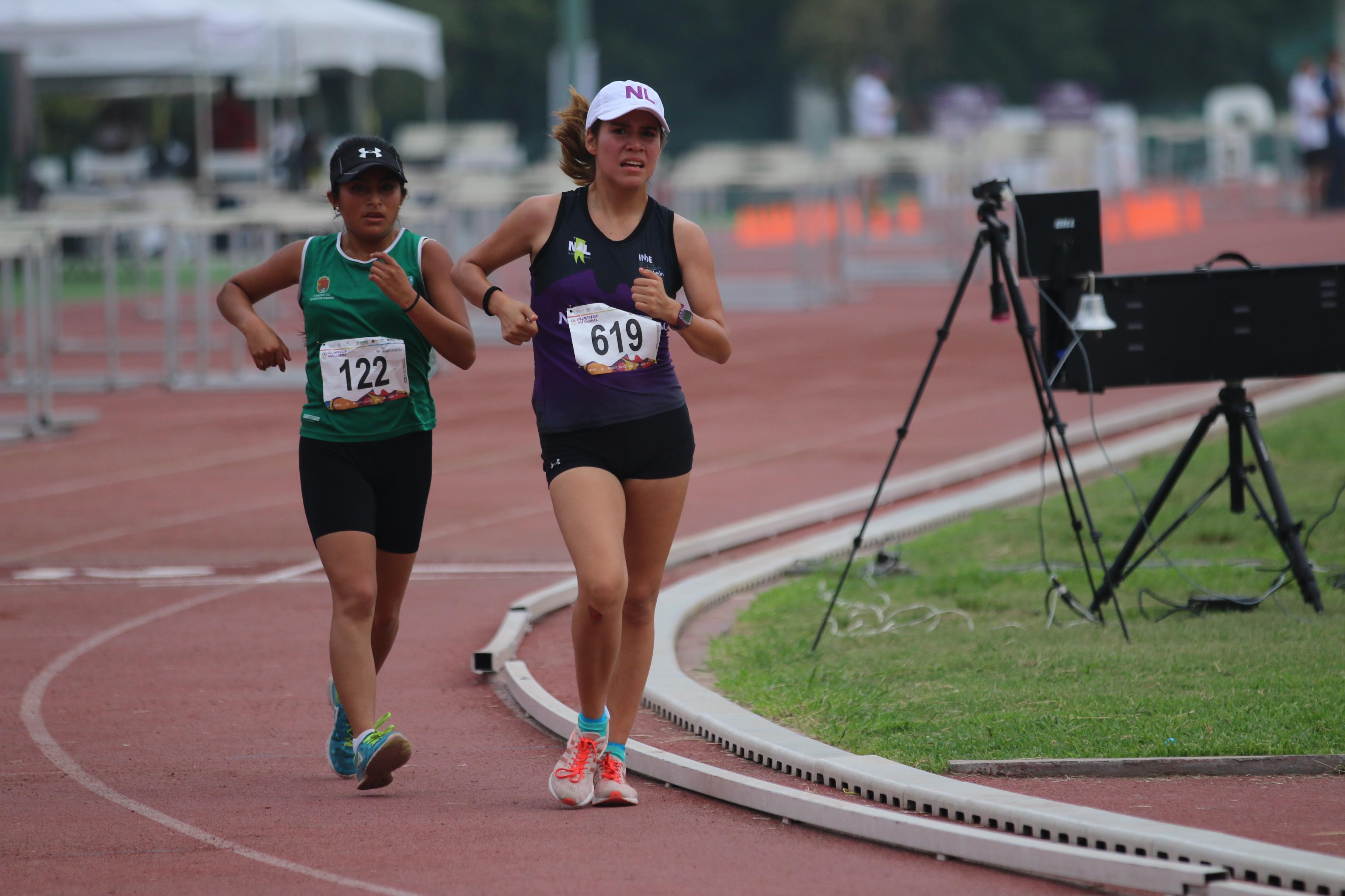 Tamara Gómez motivada para mejorar sus resultados