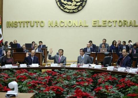 INE organiza y garantiza la realización del Proceso Electoral Federal 2017-2018