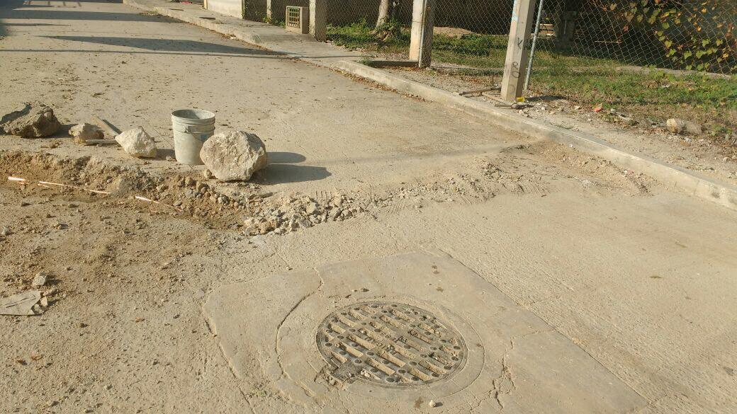 Indispensable contar con permiso de SMAPA para trabajos en redes de agua y drenaje