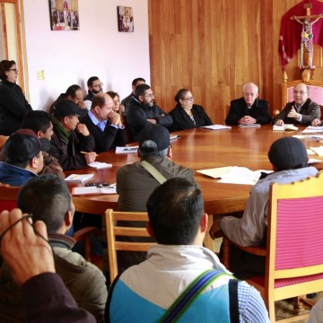 Avanza diálogo por diferendo político-social de Oxchuc