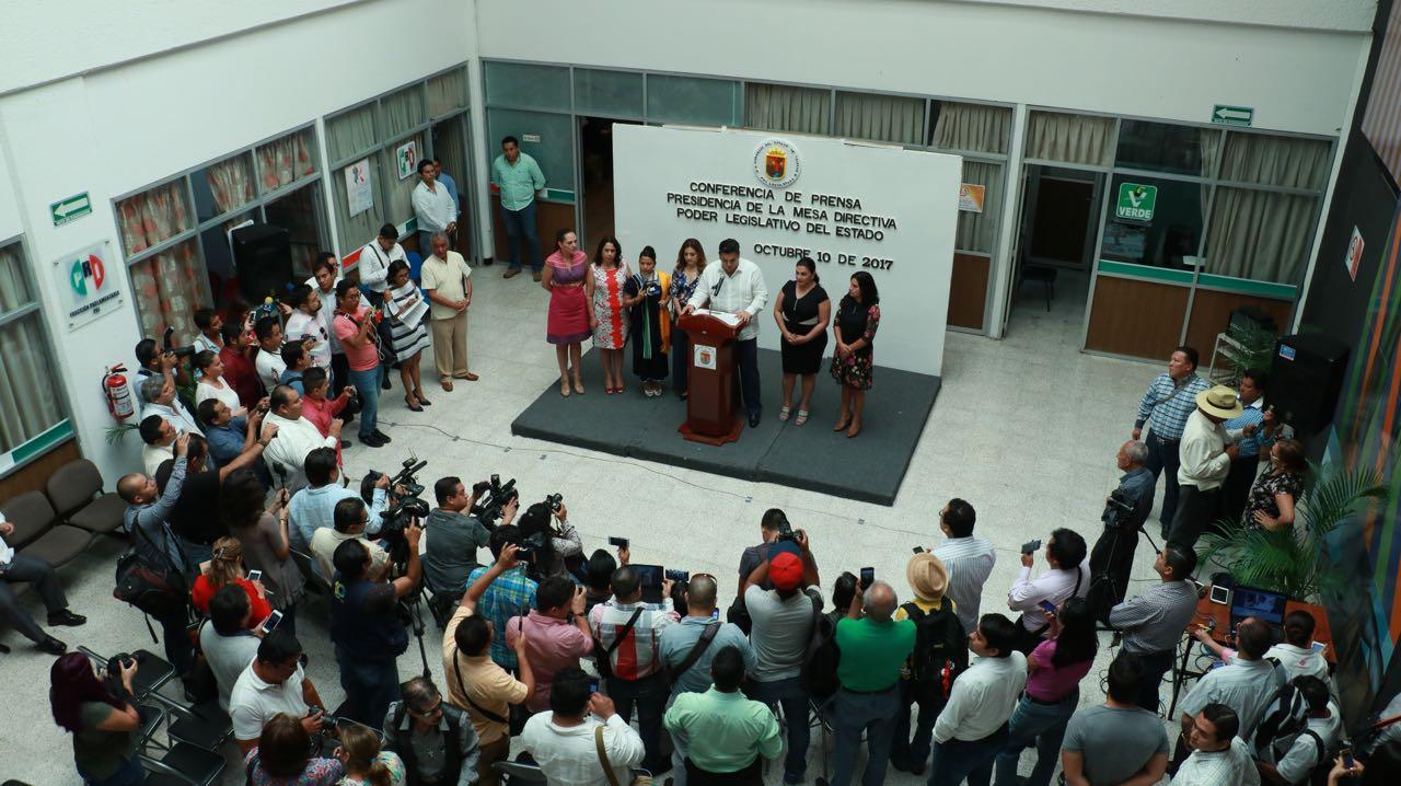 En Chiapas se garantiza la libertad de expresión: Willy Ochoa