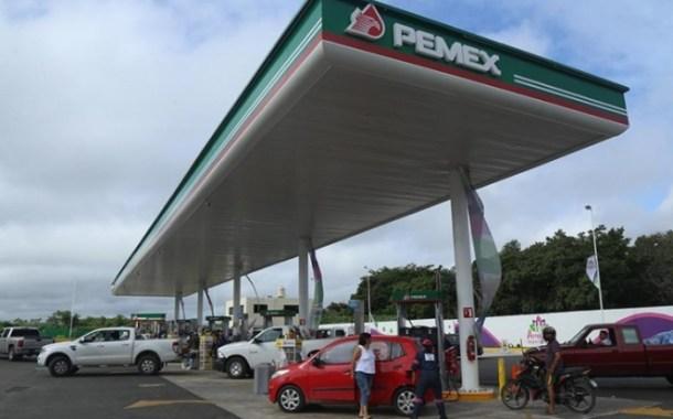 Pemex rechaza rumores sobre incremento en combustibles