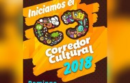 Anuncia Ayuntamiento de Tuxtla el Primer Corredor Cultural del 2018
