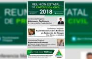 """Conferencistas de talla internacional participaran en la """"Reunión Estatal de Protección Civil 2018"""""""