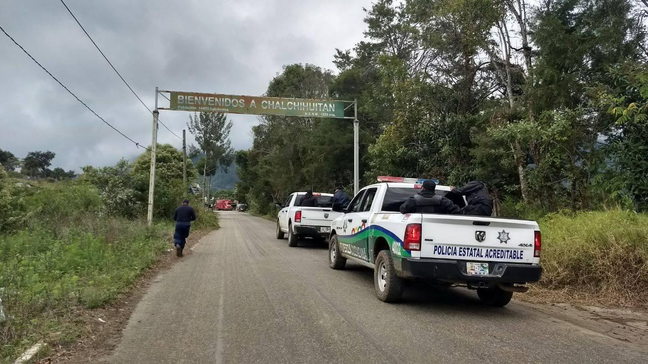 SSyPC presente en mesa de seguridad y ayuda humanitaria en beneficio de habitantes de Chalchihuitán