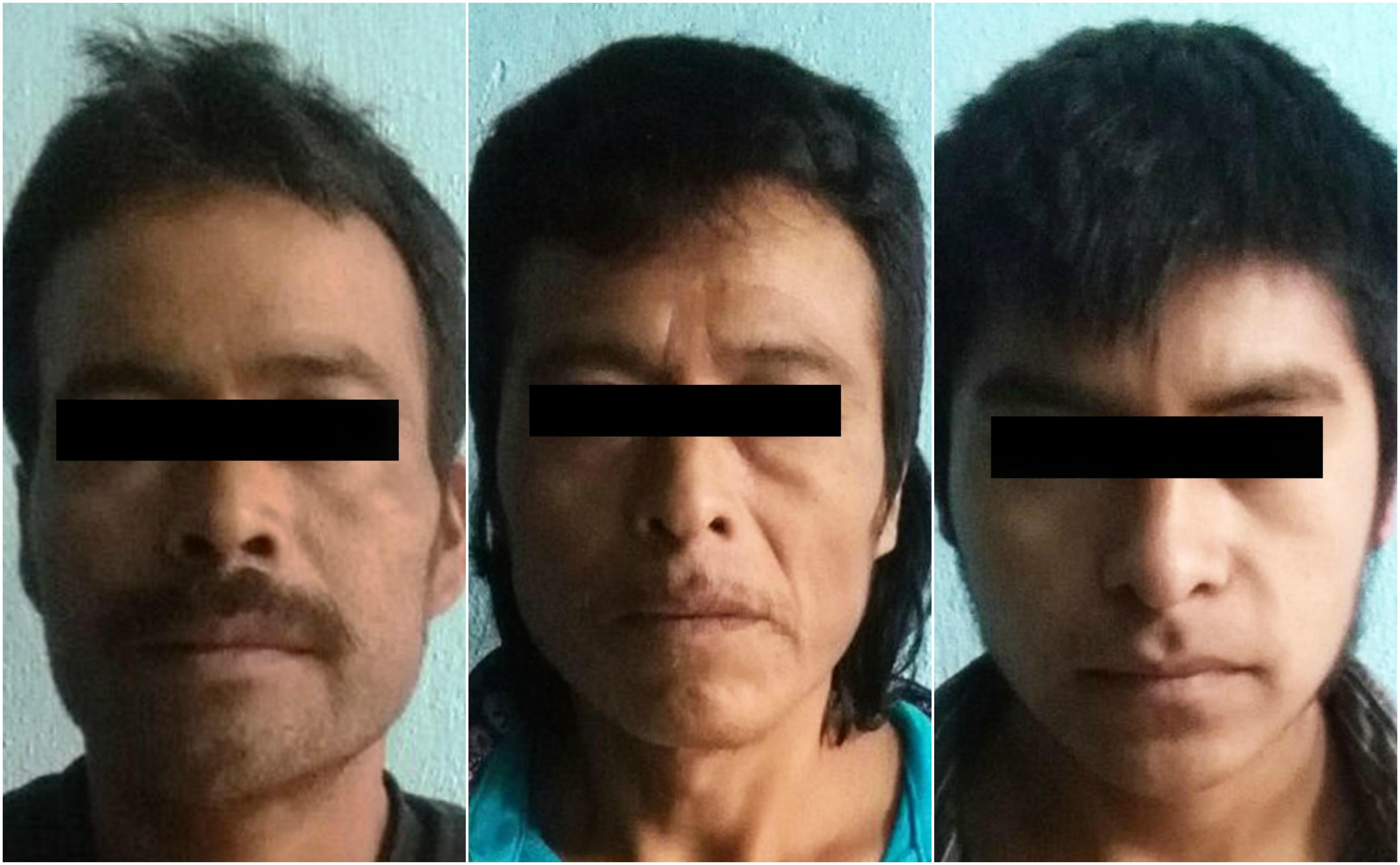 Vinculan a proceso a tres presuntos homicidas en Ocosingo