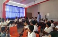 Capacitan a jóvenes de Tonalá y Arriaga en temas de conservación de animales y delitos forestales