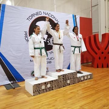 Judo con medallas y llamado a selección