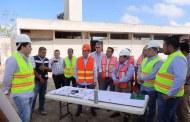 Presentan avances en construcción de la Plataforma Logística Llano San Juan