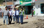 Arranca última etapa de rehabilitación de la calle El Pencil