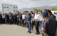 Reafirma Fernando Castellanos su compromiso con el fortalecimiento de la Policía Municipal