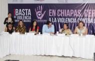 Participa Fiscalía de Chiapas en conversatorio  en el marco de la Alerta de Violencia de Género