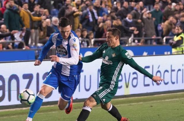 Sin duelo de mexicanos, Betis recibe a Real Sociedad