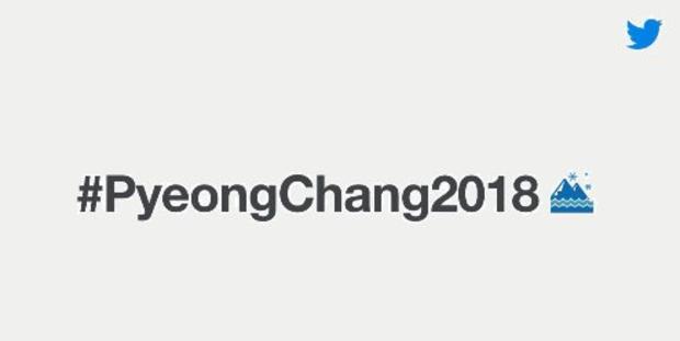 Twitter activa emojis y hashtag para Juegos Olímpicos de Invierno