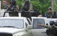 Tras persecución y balacera, Marina asegura 3 camionetas en Reynosa