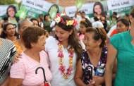 Llama Sasil de León Villard a las mujeres a cerrar filas por Chiapas