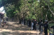 PGR cumplimenta orden de desalojo en la Reserva de la Biosfera la Encrucijada