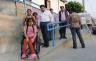 Mejoramos las condiciones de vida de personas con discapacidad: Fernando Castellanos