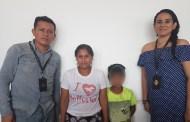 Localizan a menor migrante  extraviado en Tapachula