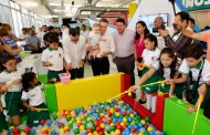 Inaugura MVC primer Museo del Niño en Chiapas