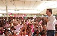 Entrega MVC Salario Rosa a mujeres del Soconusco