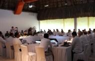 Palenque, sede de reunión del Grupo de Coordinación de Seguridad Chiapas-Tabasco