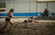 Voleibol de Playa asiste a Regional de Olimpiada Nacional