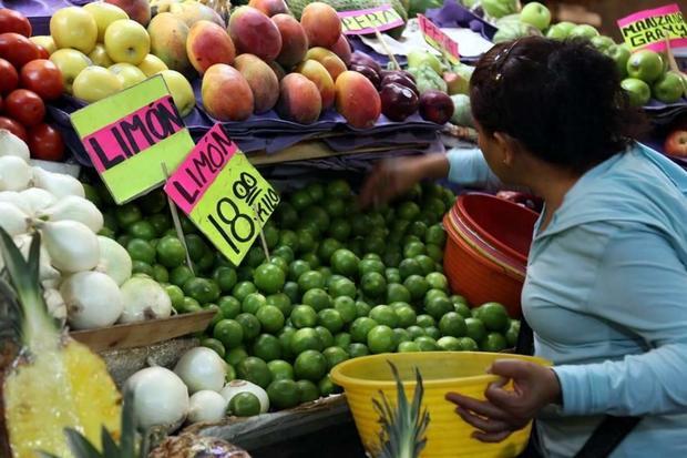 Inflación se ubica en 5.17 % en primera quincena de marzo
