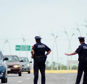Más de 9 mil federales vigilarán carreteras en Semana Santa