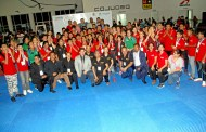 Chiapas, campeón regional de taekwondo